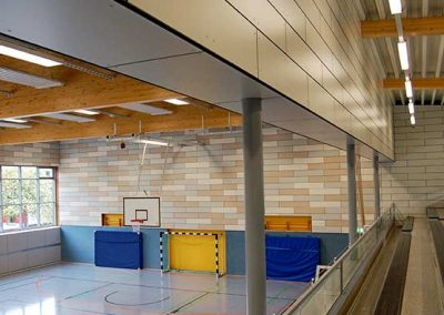 Sporthalle HRS Clausthal