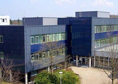 TU Clausthal, Energetische Sanierung
