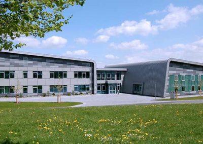 TU Clausthal, Clausthaler Zentrum für Materialtechnik (CZM)